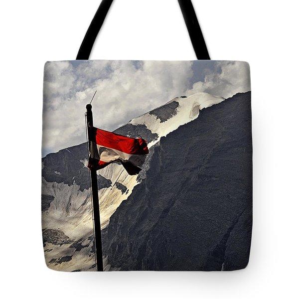 A Cool Summerbreeze - Austria Tote Bag