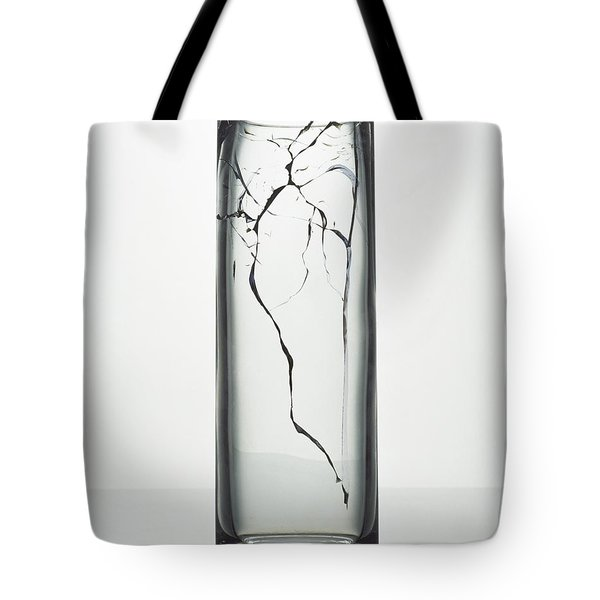 A Cracked Vase Tote Bag