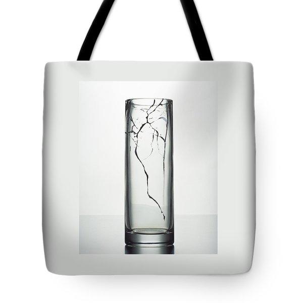 A Cracked Vase Tote Bag