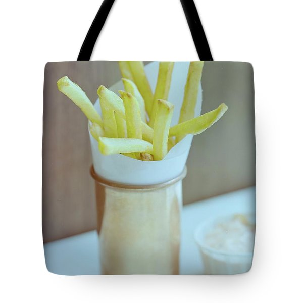 A Cup Of Fries Tote Bag