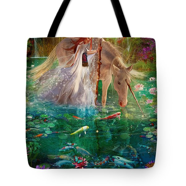 A Curious Introduction Tote Bag