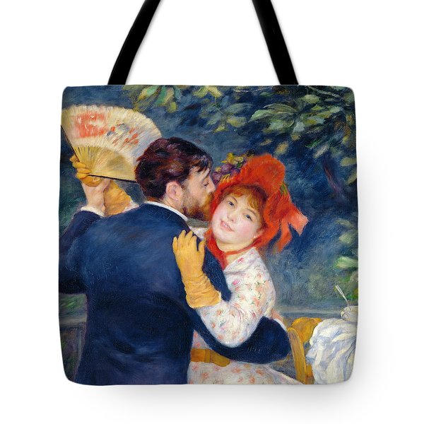 A Dance In The Country Tote Bag