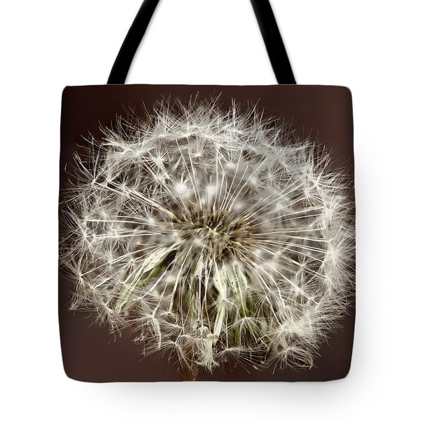 A Dandy Lion Tote Bag