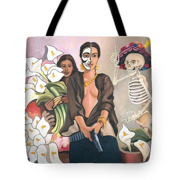 A Dangerous Woman Tote Bag