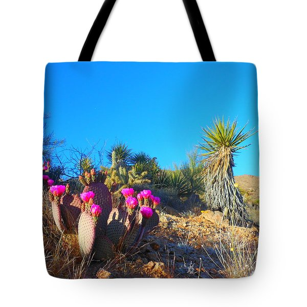 A Dangerous Yet Beautiful Land Tote Bag
