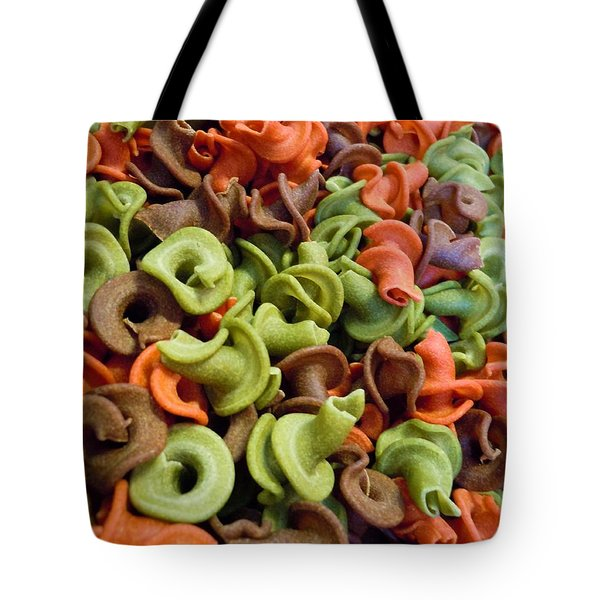 A Day At The Market #21 Tote Bag by Robert ONeil