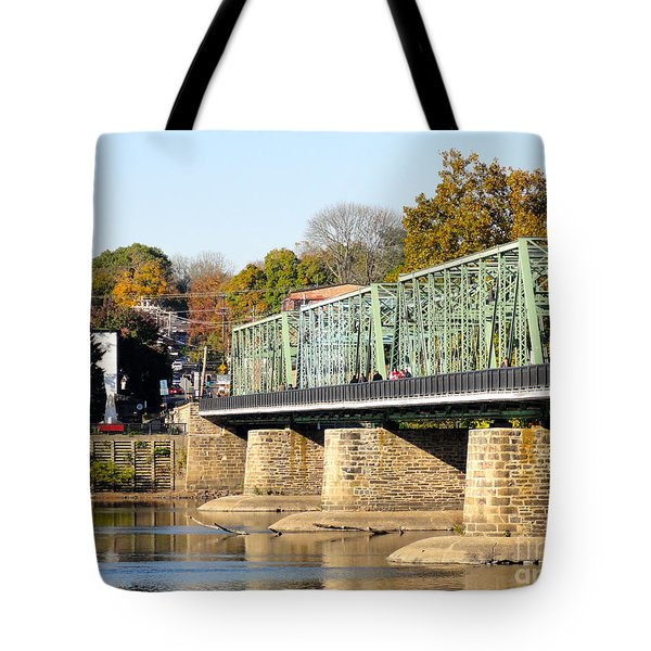 A Day For Tourists Tote Bag