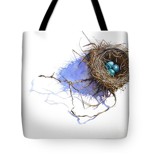A Delicate Balance Tote Bag