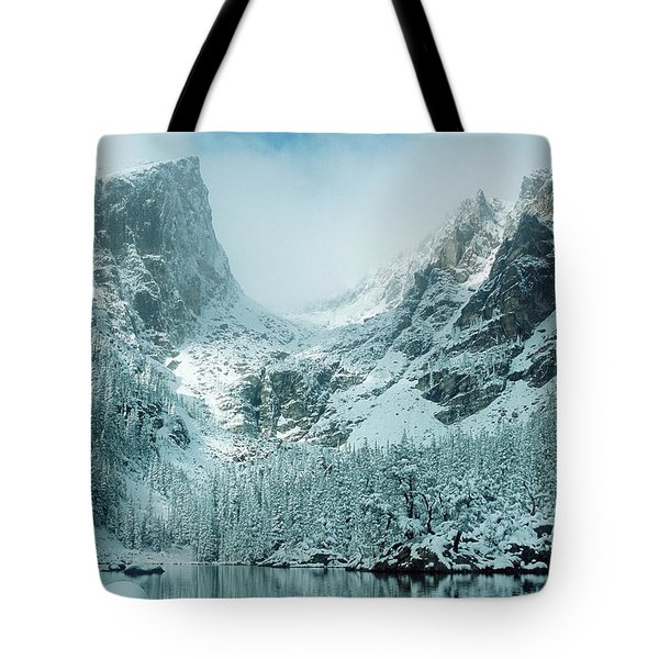 A Dream At Dream Lake Tote Bag