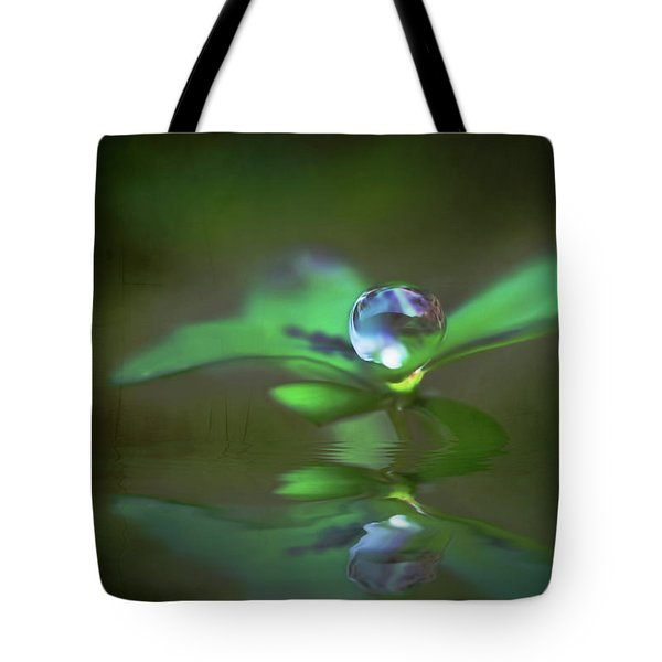 A Dream Of Green Tote Bag