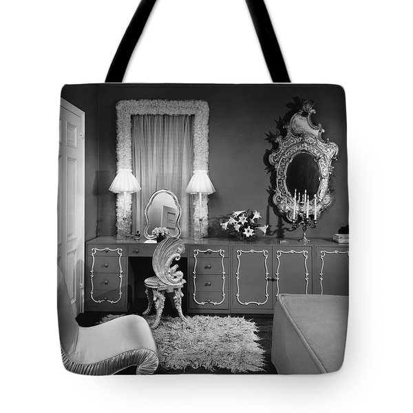 A Dressing Room Tote Bag