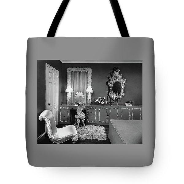 A Dressing Room Tote Bag