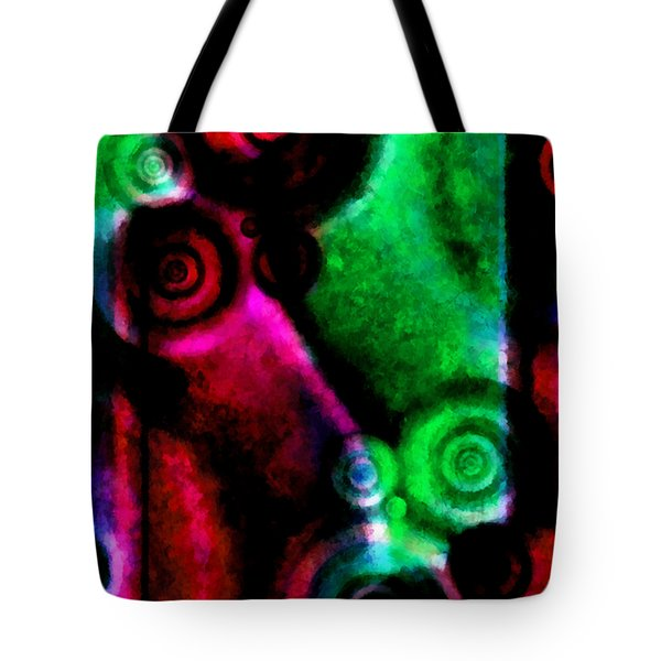 A Drop In The Puddle 3 Tote Bag