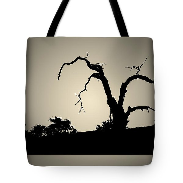 A Dying Giant Tote Bag
