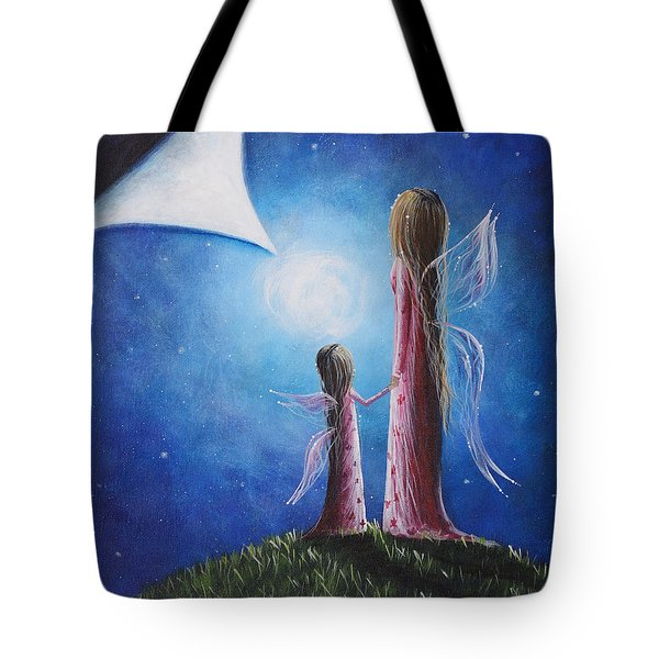 A Fairy's Child By Shawna Erback Tote Bag
