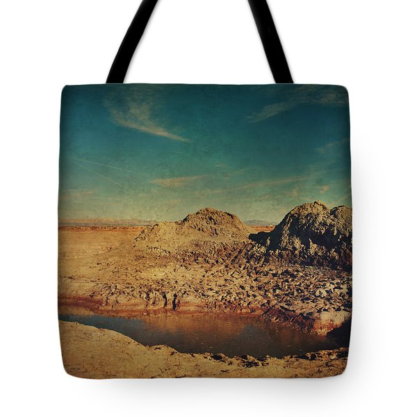 A Far Off Place Tote Bag by Laurie Search
