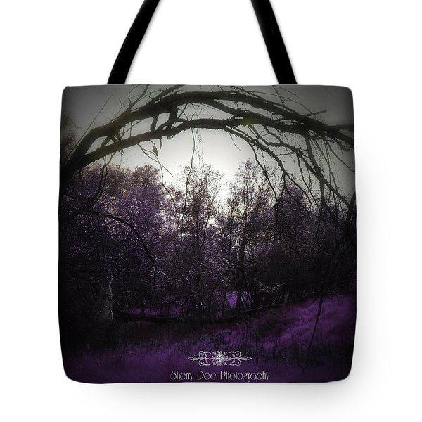 A Far Off Place Tote Bag