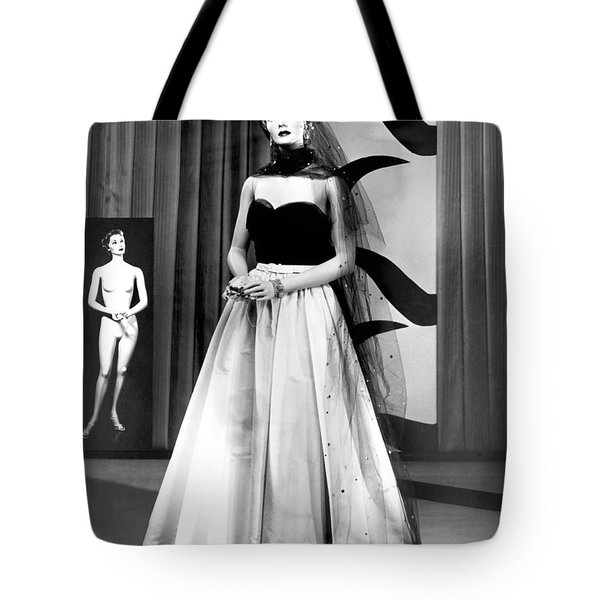 A Fashionable Mannequin Tote Bag by Underwood Archives
