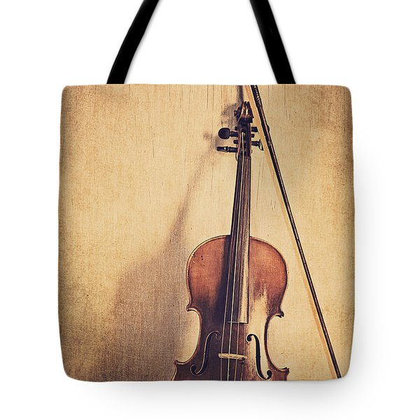 A Fiddle Tote Bag