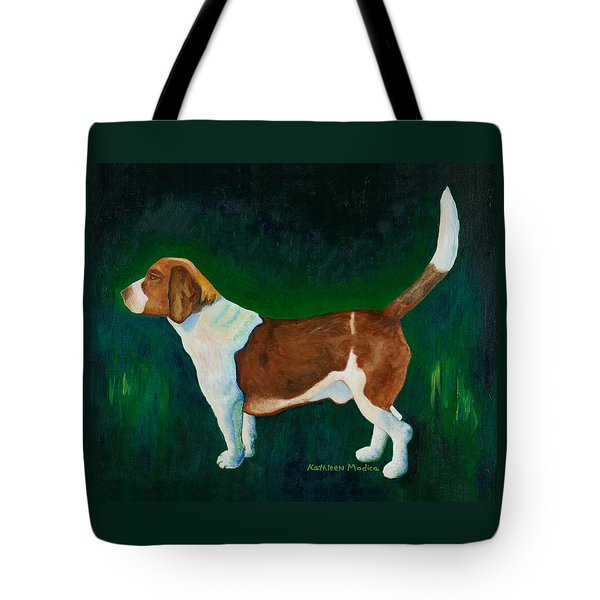 A Field Of Green Tote Bag