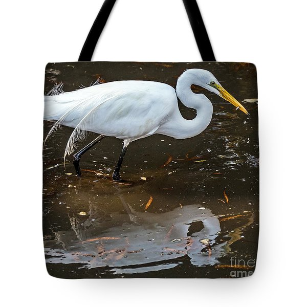 Tote Bag featuring the photograph A Fine Catch by Kate Brown