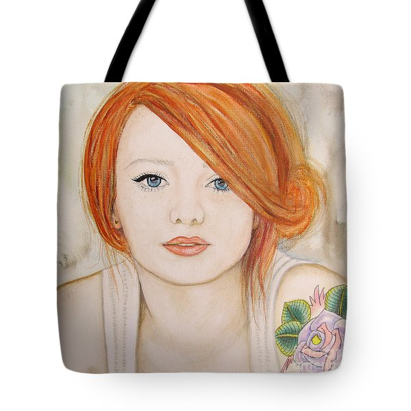 A Fire In The Soul Tote Bag