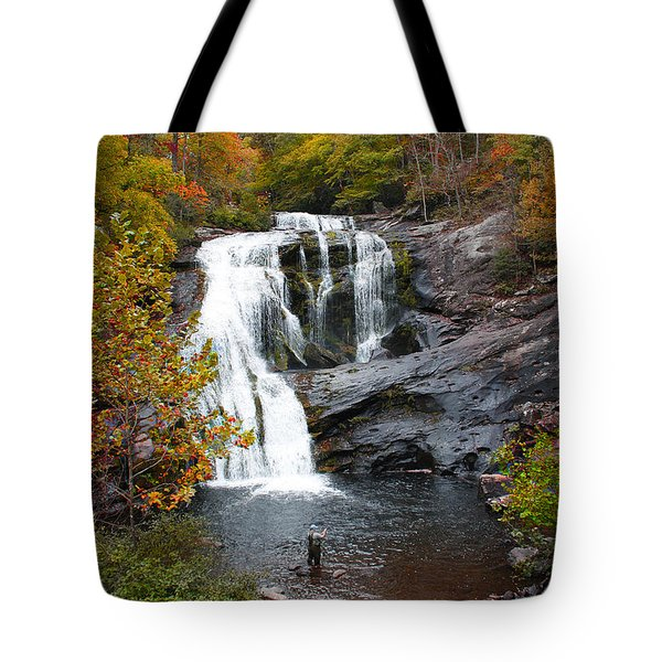 A Fisherman's Paradise Tote Bag