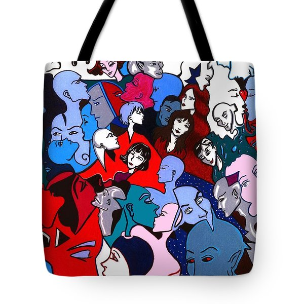 A Fragile Ecosystem Of Dependency Tote Bag