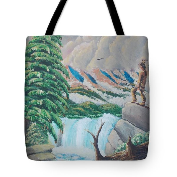 A Free Place Tote Bag