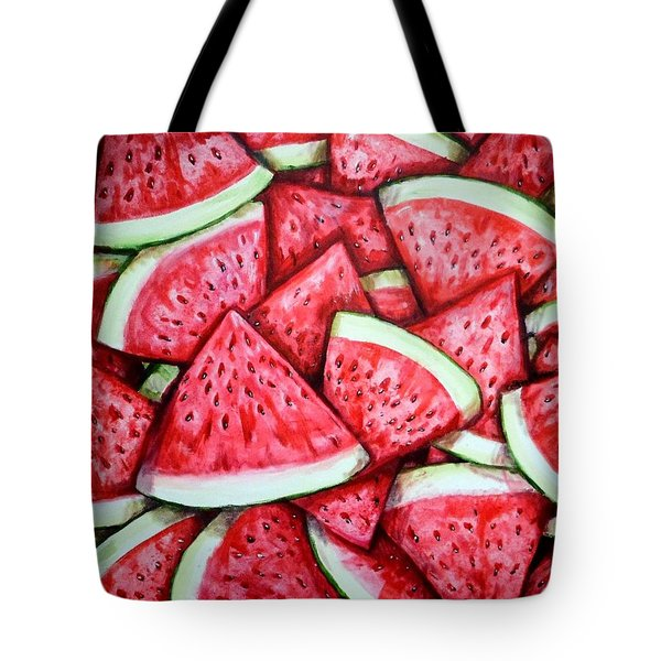 A Fresh Summer 2 Tote Bag by Shana Rowe Jackson
