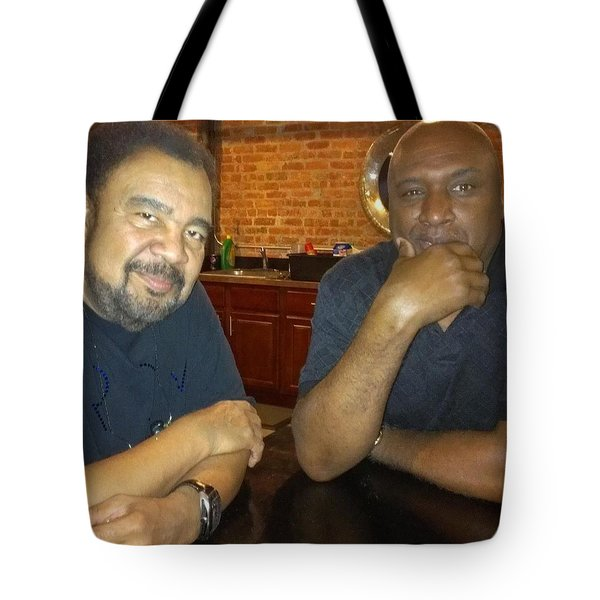 A Friend Mr. George Duke Tote Bag