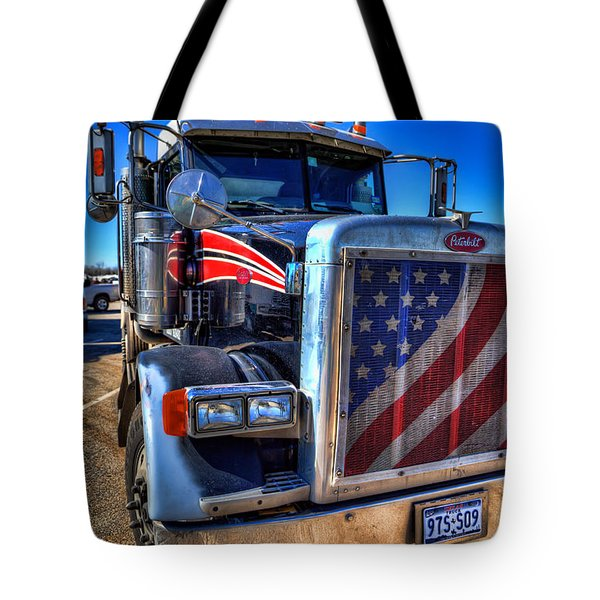 A Friend Of Optimus Prime Tote Bag by Tim Stanley