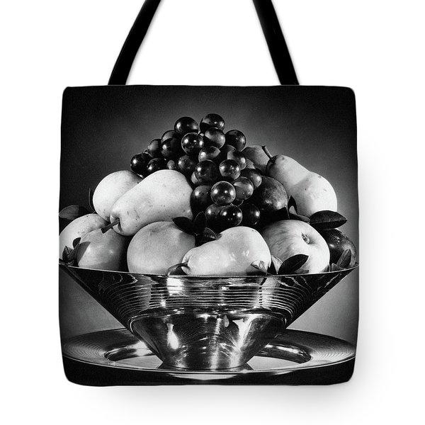 A Fruit Bowl Tote Bag