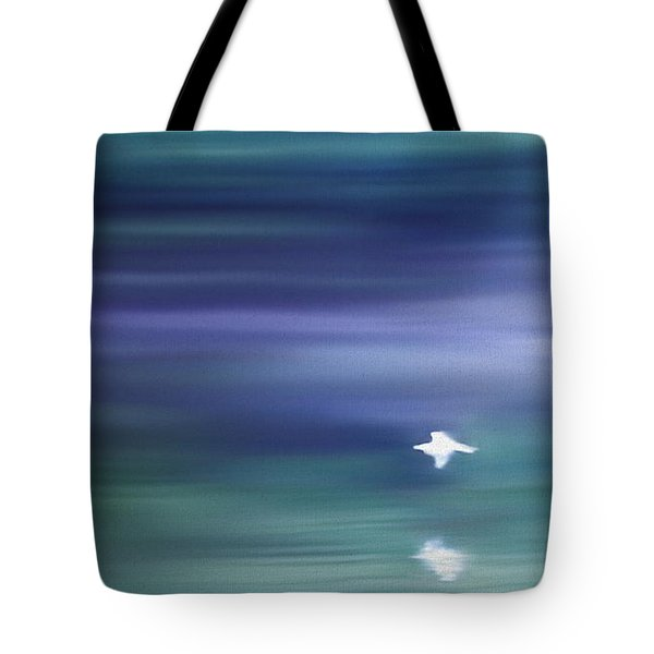 A Gentle Breeze Tote Bag by Kume Bryant