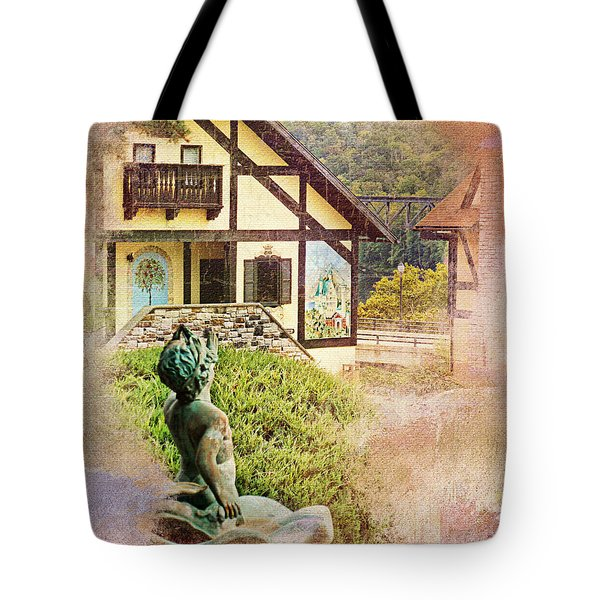 A Glimpse Of Bavaria In West Virginia Tote Bag