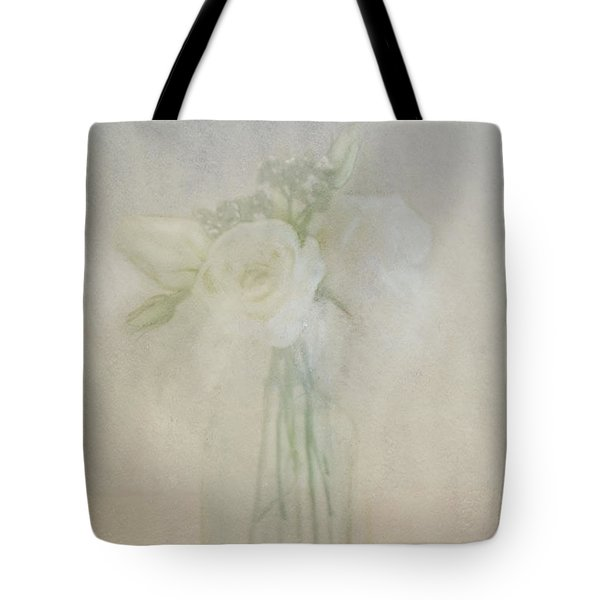 A Glimpse Of Roses Tote Bag