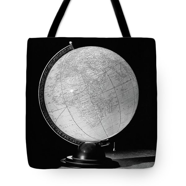A Globe Lamp Tote Bag