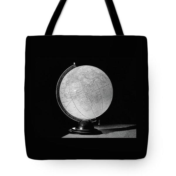 A Globe Lamp Tote Bag