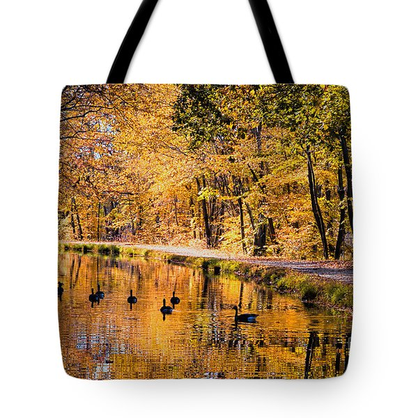 A Golden Afternoon Tote Bag