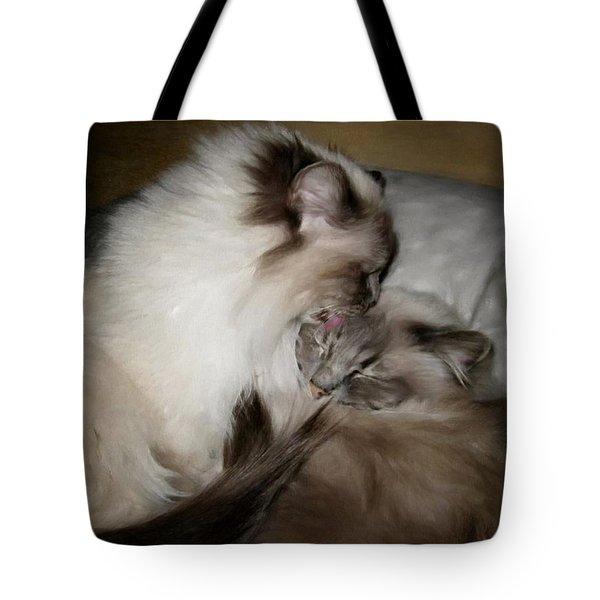 A Good Daughter Tote Bag