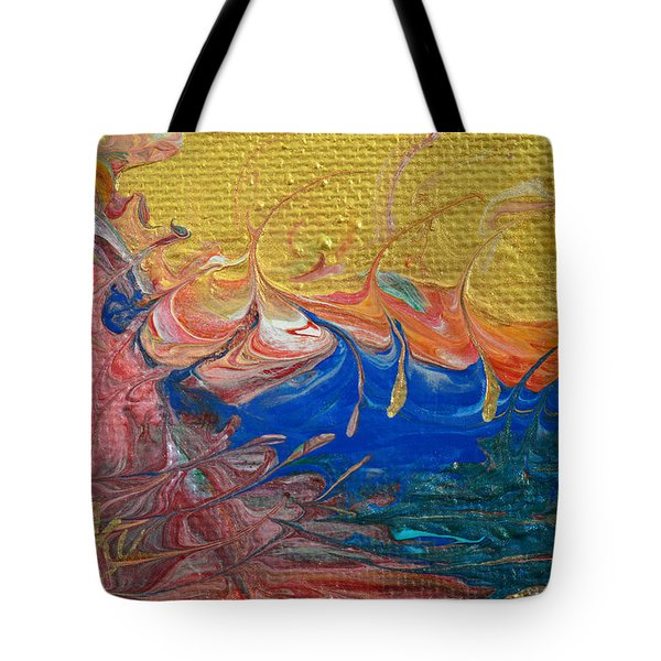 A Good Day For Sailing Tote Bag by Donna Blackhall