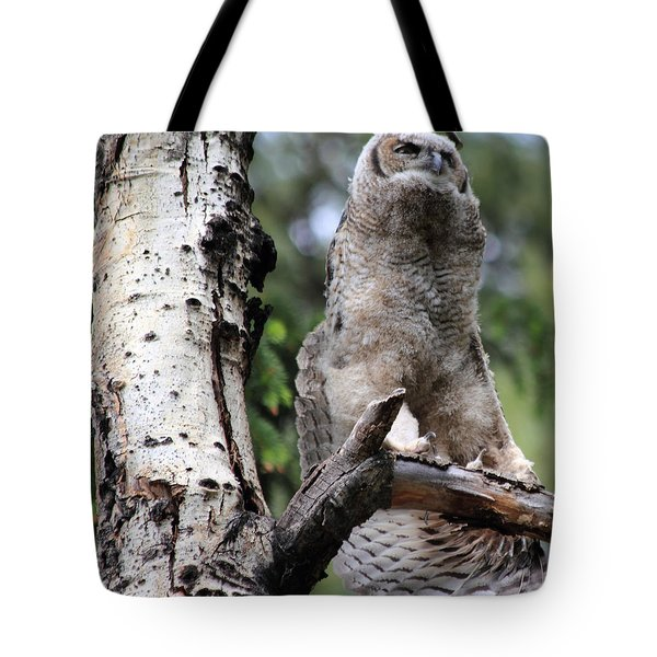 A Good Stretch Tote Bag