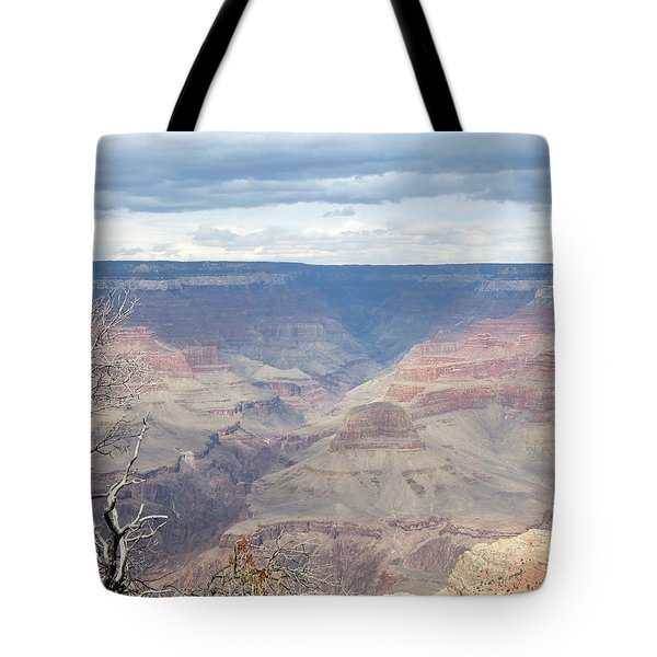 A Grand Canyon Tote Bag by Laurel Powell