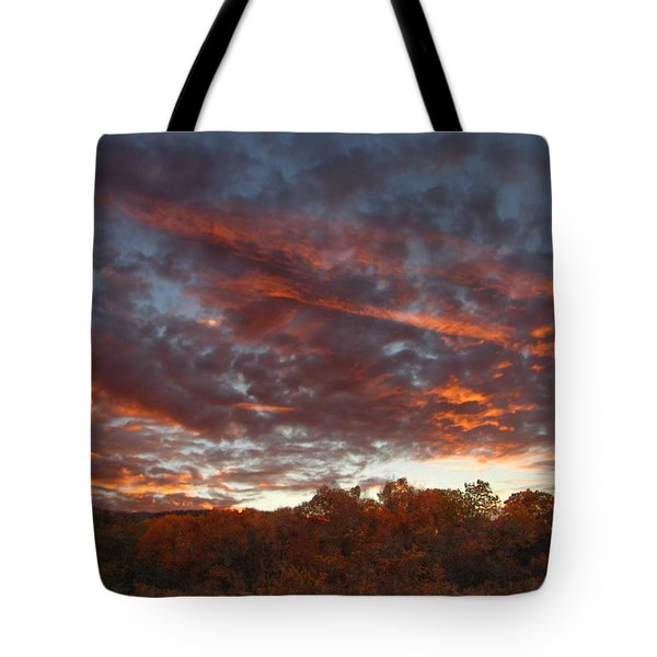 A Grand Sunset 2 Tote Bag