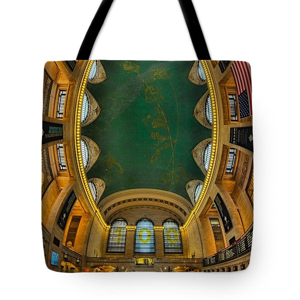 A Grand View  Tote Bag by Susan Candelario