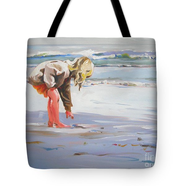 A Great Shell Tote Bag