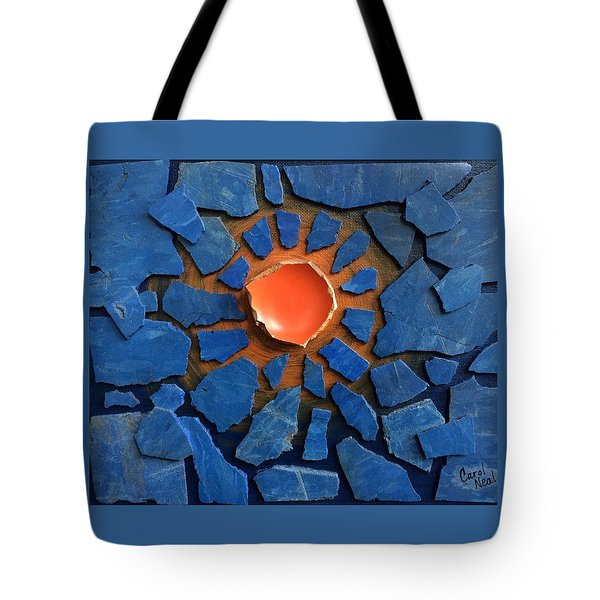 Cbs Sunday Morning A Greater Light To Rule The Day Tote Bag