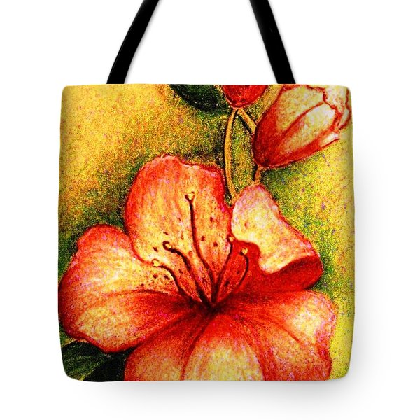 A Harbinger Of Springtime Tote Bag