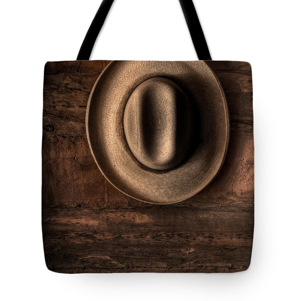 A Hat For Maynard Tote Bag