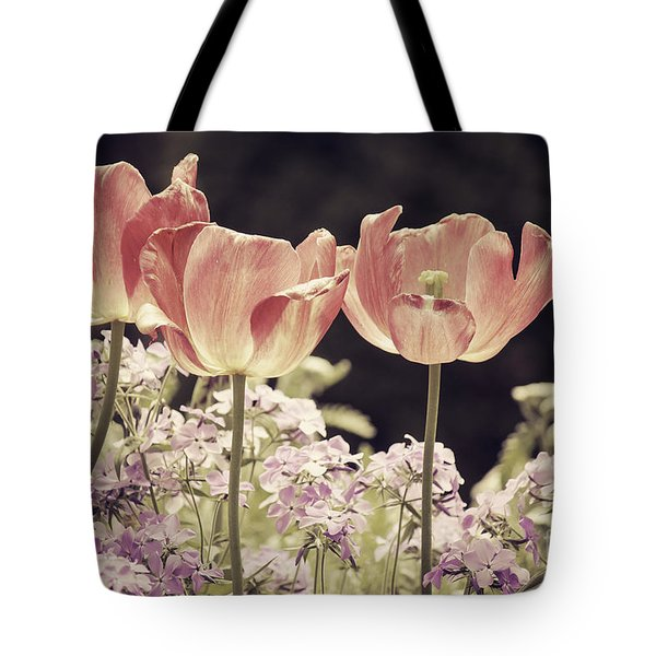 A Hint Of Blush Tote Bag by Emily Kay